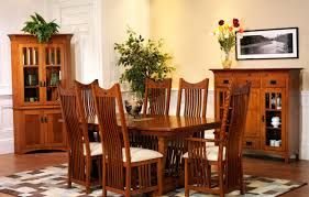 craftsman style dining room table page 21 of dining category dining tables for two casual mission