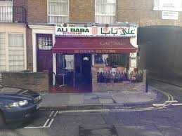 Awning Means Ali Baba Restaurants Of The World Unite