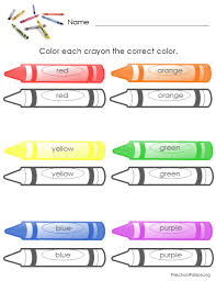 coloring pages preschool color pages color worksheet color