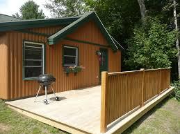 Backyard Cabin by Northern Michigan Cabin Minutes To Boyne M Vrbo