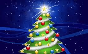 decorated christmas tree 4k ultra hd pc wallpaper wallpapers idolza
