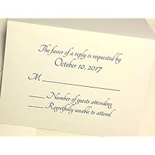 wedding invitations with response cards rsvp cards wedding