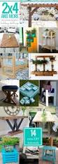 14 amazing new 2x4 project tutorials all of these projects are