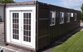 amazon shipping container prefab tiny house insidehook