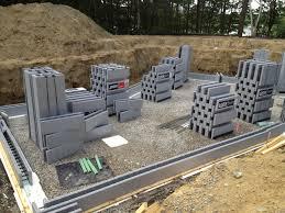 construction begins u2014 and we encounter a few snafus