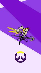 how to make halloween mercy desktop background i made a material themed phone wallpaper for every hero using the