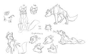 wolf sketches by chaotic tide on deviantart