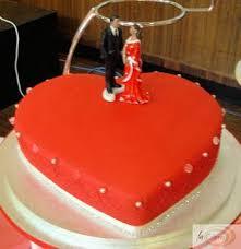 Heart Wedding Cake Die Besten 25 Red Heart Shaped Wedding Cakes Ideen Auf Pinterest