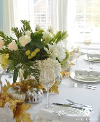 fall to thanksgiving tablescape kelley nan