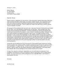 nurse cover letter nurse cover letter for resume general nurse