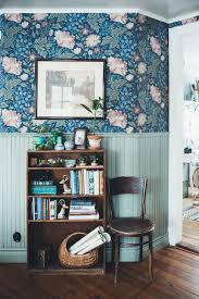Best  Vintage Interior Design Ideas On Pinterest Colorful - Wallpaper interior design ideas