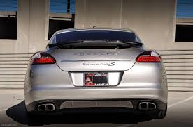 porsche panamera turbo black 2013 porsche panamera turbo s stock 090193 for sale near