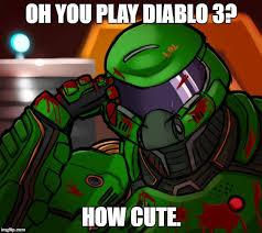 Doom Guy Meme - doomguy meme imgur