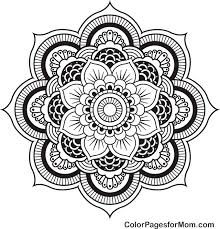 free advanced mandala coloring pages amazing coloring free