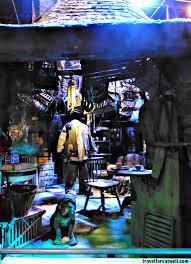 a look inside warner bros studio the making of harry potter