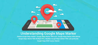 Google Map Icons Understanding Google Maps Marker In Android