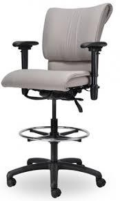 Office Chairs For Bad Backs Design Ideas Height Adjustable Chairs Counter Office Chair Regarding Amazing
