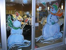 Christmas Window Decorations San Francisco by 56 Best Window Painting Images On Pinterest Christmas Windows