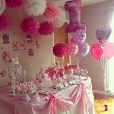 simple birthday party decorations at home interior design birthday princess theme decoration interior