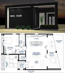 modern houses plans 25 best small modern house plans ideas on modern