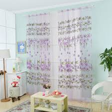 Window Treatments Living Room Online Get Cheap Yellow Sheer Curtains Aliexpress Com Alibaba Group