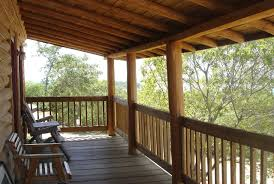 cabin porch log cabins at jacobs creek our cabins and rates