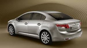 ww toyota motors com toyota avensis 2009 the first photograph by car magazine