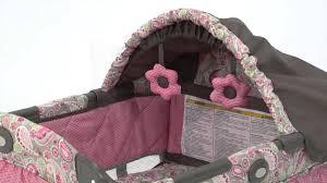 Graco Baby Crib by Graco Baby Travel Lite Crib 1893892 Youtube