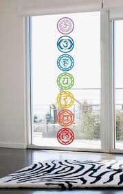aiwall 7pcs set chakras vinyl wall stickers mandala yoga om aiwall 7pcs set chakras vinyl wall stickers mandala yoga om meditation symbol wall decals home