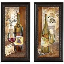 Wall Decor For Kitchen Ideas Best 25 Wine Wall Decor Ideas On Pinterest Kitchen Wine Decor