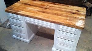 Diy Reclaimed Wood Desk Reclaimed Wood Desk Top Dining Table Barn Onsingularity