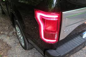 2016 f150 led tail lights 2016 ford f 150 limited review digital trends