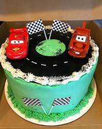 cars birthday cake disney cars cake