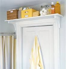 Bathroom Storage Solutions For Small Spaces 20 Diy Bathroom Storage Ideas For Small Spaces Door Shelves