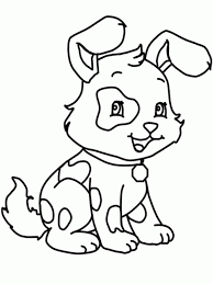 pet coloring pages free glum me