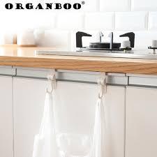 Plastic Kitchen Sinks 2pcs Set Kitchen Sinks Cabinets Door Hooks Back Door Garbage Bags