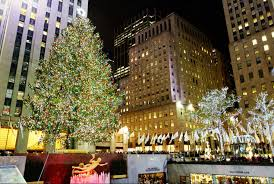 everything you need to about the 2017 rockefeller center tree