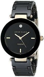 ceramic bracelet images Anne klein women 39 s ak 1018bkbk black ceramic bracelet jpg