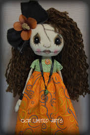 dia de los muertos home decor 671 best my art dolls images on pinterest creepy cute handmade