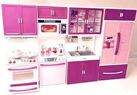Deluxe Kitchen Play Set by Deluxe Modern Kitchen Gift Battery Operated Toy Kitchen Dolls Play