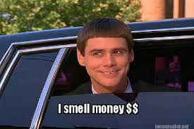 Money Memes - meme maker i smell money