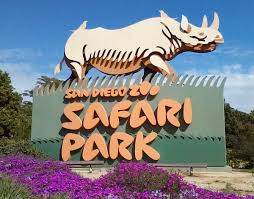 San Diego Safari Park Map by San Diego Zoo Safari Park Wikipedia