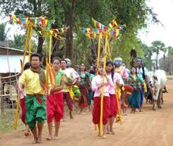 Decoration For Khmer New Year by Worldly Rise Cambodia Holidays And Celebrations