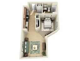 Wilshire Homes Floor Plans by Studio 1 2 And 3 Bedroom Apartments In Los Angeles
