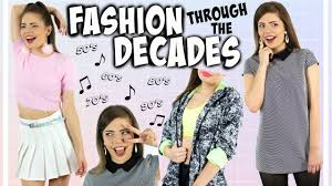 fashion trends through the decades a style timeline from 50 90 u0027s