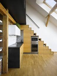 Apartment Stairs Design Small Space Solutions The Stairs Apartment Therapy