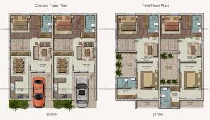 Twin Home Plans by Villa Architecture Design Spanish Style Twin Houses U2013 Coimbatore
