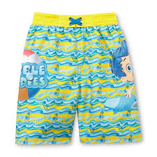 Bubble Guppies Toddler Bedding by Nickelodeon Bubble Guppies Infant U0026 Toddler Boy U0027s Swim Trunks
