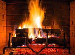 wood burning fireplace inserts uk prices logs log fire screensaver