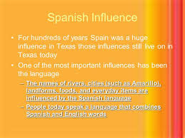 spanish influence and missions native texan european explorer